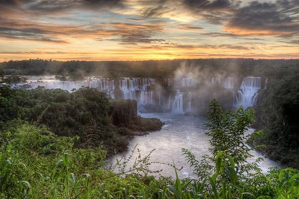 Iguazu Iguacu falls 15
