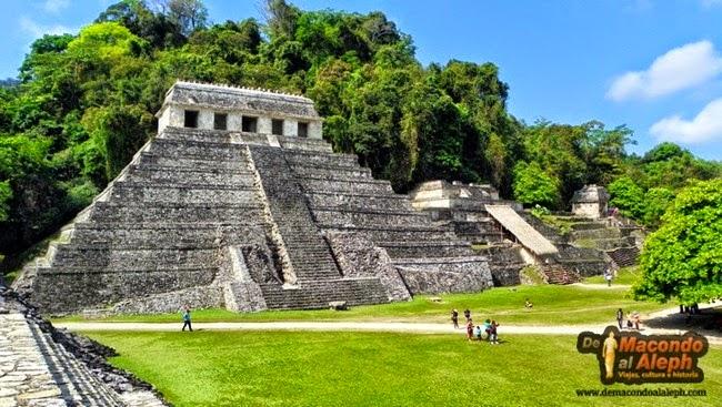 Visitar Palenque Chiapas 2