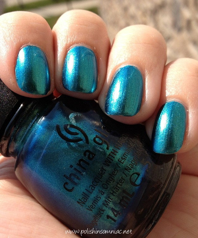 China Glaze Deviant Darling