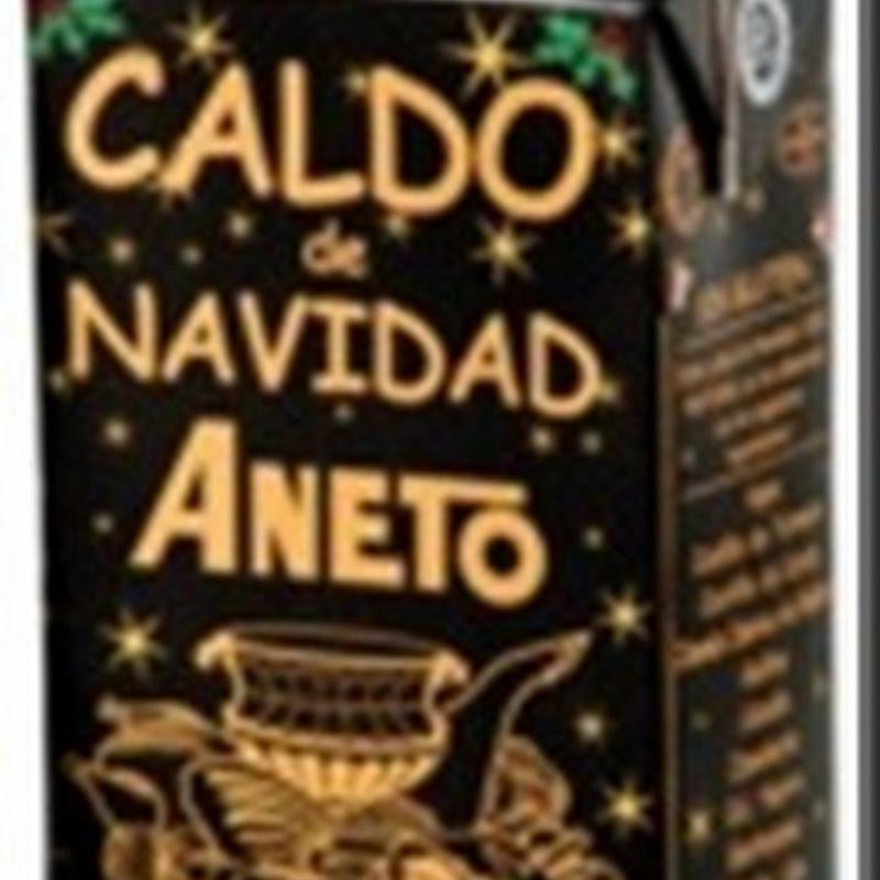 SUPER CALDO DE NAVIDAD Y CREMA DE MARISCO