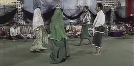 رقصة الرزحة اللحجية3