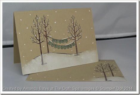 White Christmas, Crumb Cake, Amanda Bates, The Craft Spa  (4)