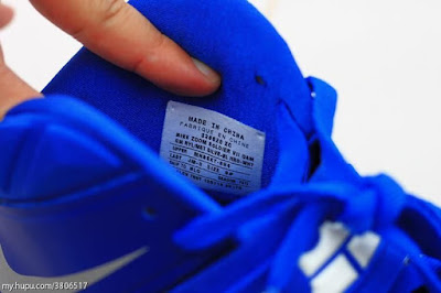 nike zoom soldier 7 ss royal blue 1 12 Sample Look at Nike Zoom Soldier VII (7) Dyed in Royal Blue