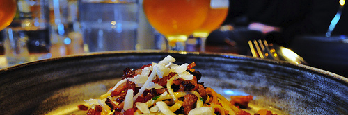 image from Art of the Table's Port / Lost Abbey Beer Dinner courtesy of our Flickr page