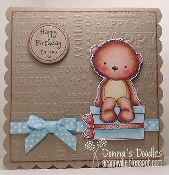 Donna - teddy bears