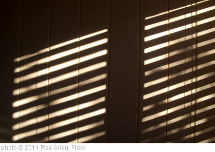 'IMGP6810_venetian-blinds' photo (c) 2011, Rae Allen - license: http://creativecommons.org/licenses/by/2.0/
