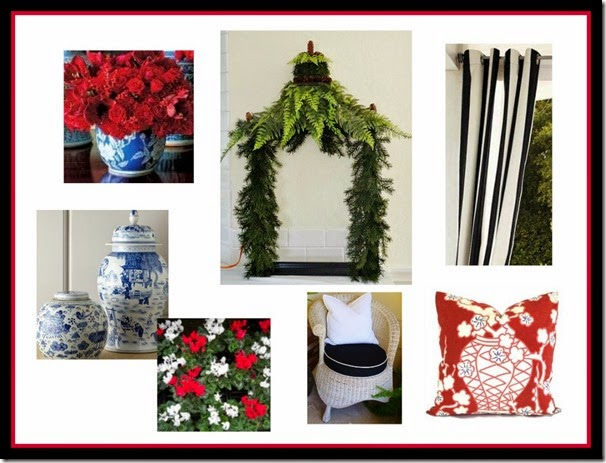 Ribbet Edit 2014 Christmas porch red