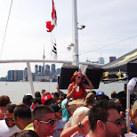 northern lights boat cruise party in Toronto in Toronto, Ontario, Canada