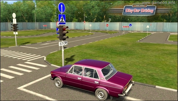 City Car Driving v1.2 (2011/ ENG)