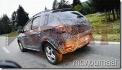 Dacia Sandero 2013 proefrijden 01