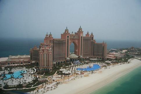 68. Atlantis (Dubai, Emiratos Árabes Unidos)