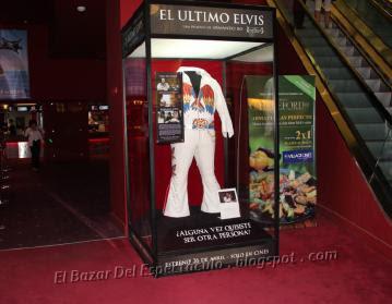 Museo itinerante con los trajes de la pelicula el ultimo for Lo ultimo de chismes del espectaculo