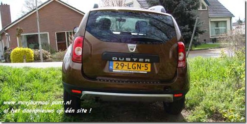 Dacia Duster Test 07