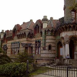 68.- Gaudí, Capricho de Comillas