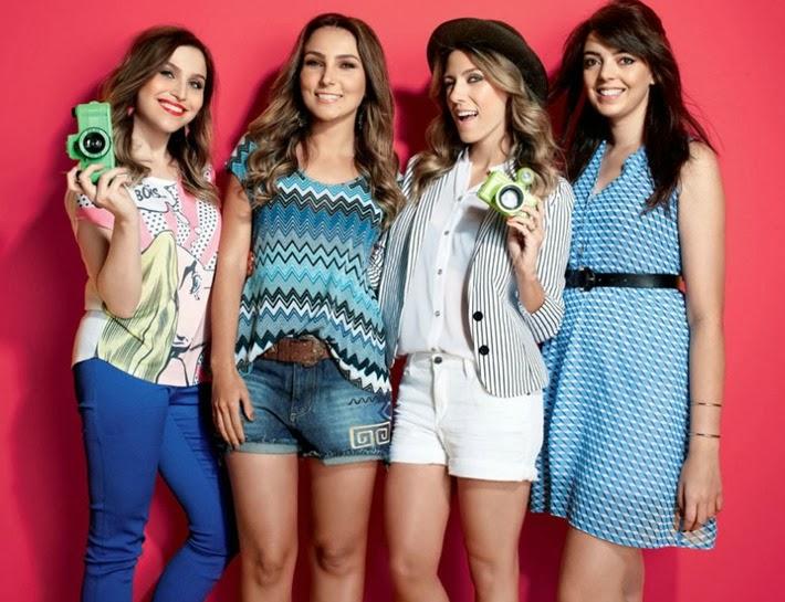 blogueiras de moda carrefour parceria