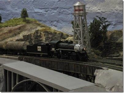 085 Polk Station Rail in Dallas, Oregon on December 11, 2005