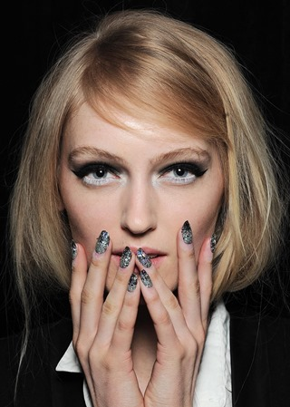 butter LONDON for Libertine NYFW 2014
