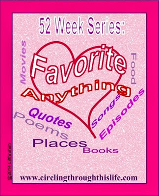 Favorties Anything 52 Week Series at Circling Through This Life