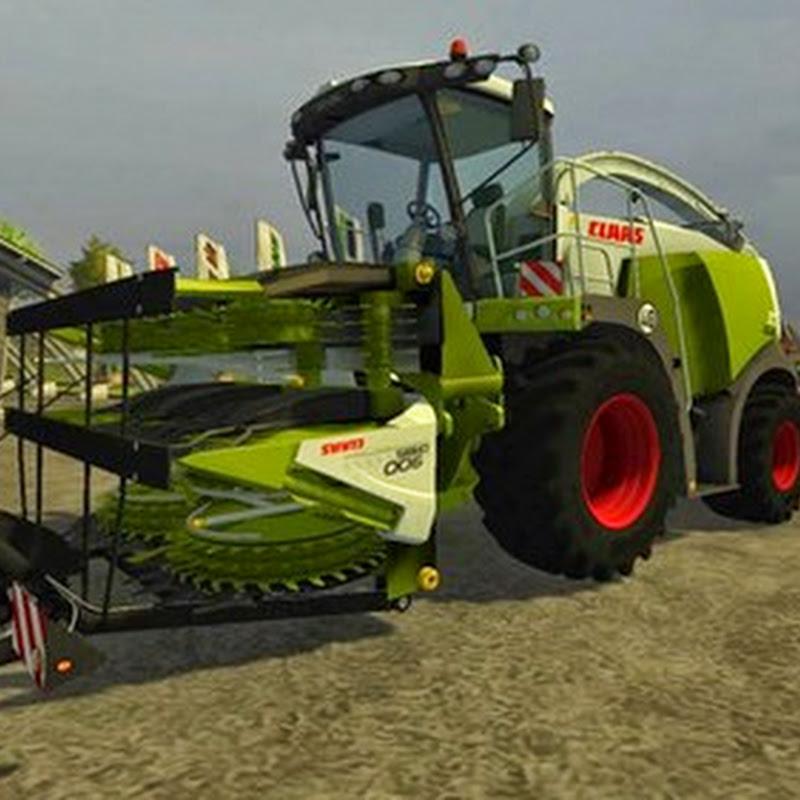 Farming simulator 2013 - Claas Orbis Transport Protection v 1.0
