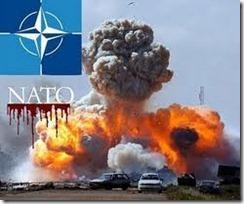bombardamenti NATO in Libia
