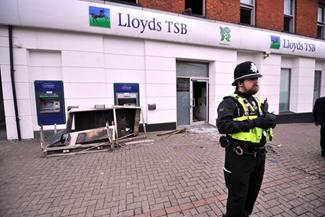 Ограбленный банк Lloyds TSB