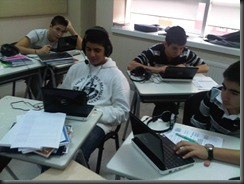 sts working on netbooks