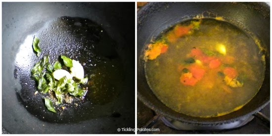 How to Prepare milagu rasam