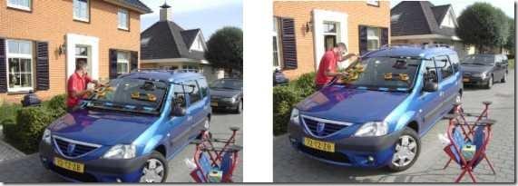 35a Dacia vervangen voorruit