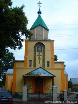 Храм на честь святителя Миколая Мирлікійського, Чудотворця