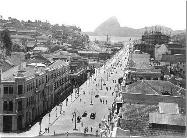 Avenida Rio Branco.