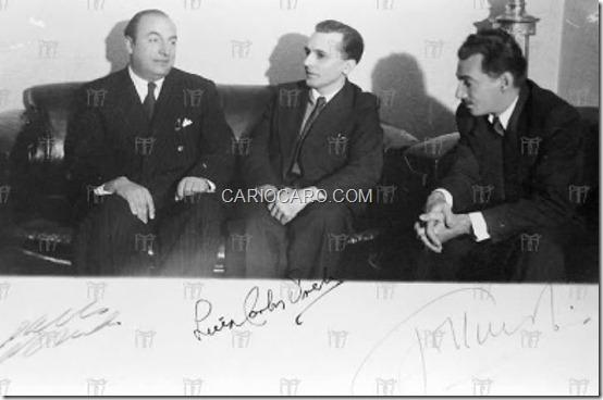 Pablo Neruda, Luis Carlos Prestes e Jorge Amado