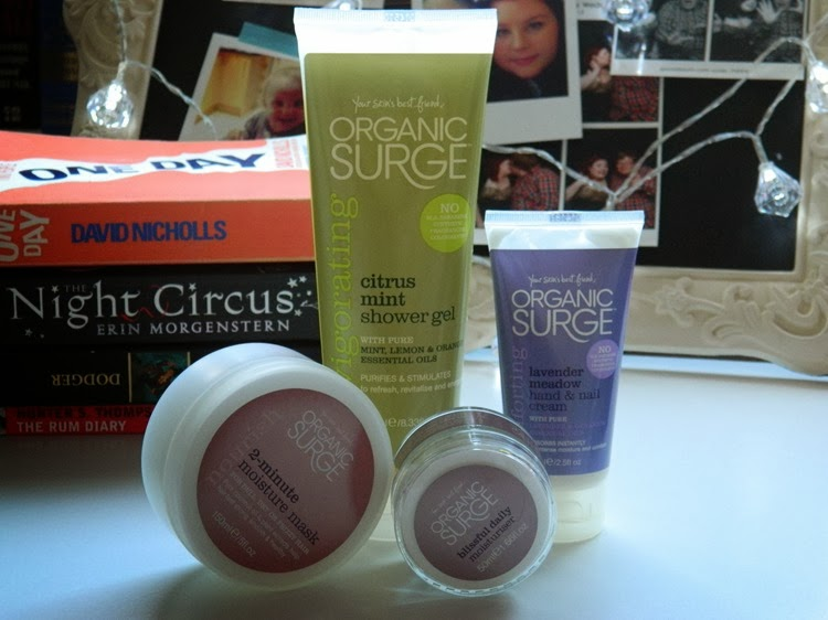 Organic Surge The Beauty Bloggers Favourites Bundle