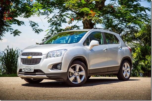 Avaliação - Chevrolet Tracker 2014 (1)