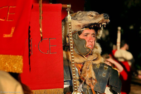 La fundació de la Colònia Tàrraco. Projecte Phoenix Legio VII Gemina (Tarragona). Tàrraco Viva, el festival romà de Tarragona. XVa edició. Tarragona, Tarragonès, Tarragona