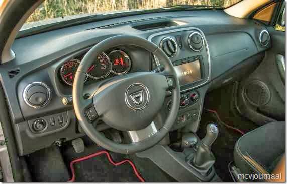 2013 Dacia Logan MCV 13