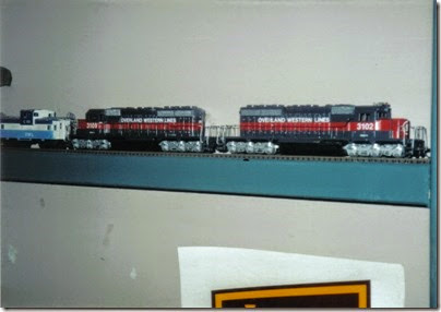 01 MSOE Society of Model Engineers Display in July 1999