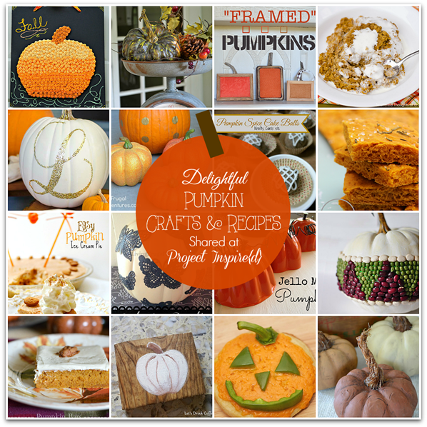 Pumpkin Crafts and Recipes from Project Inspire{d) (2)