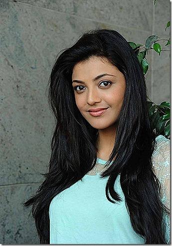 kajal agarwal new photos at sarocharu interview