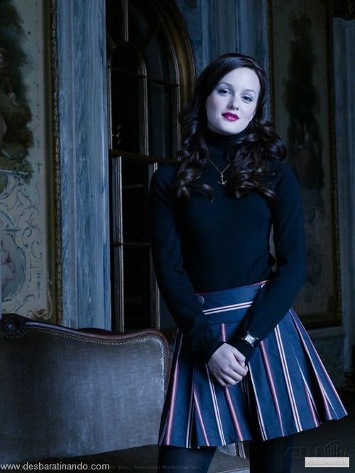 Leighton meester blair gossip girl garota do blog linda sensual desbaratinando  (252)