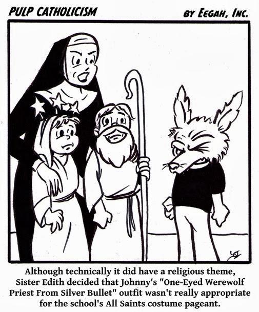 Pulp Catholicism 038