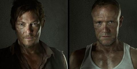 Los hermanos Dixon