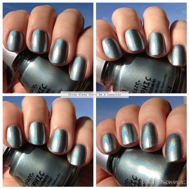 China Glaze Don't Be A Luna-tic