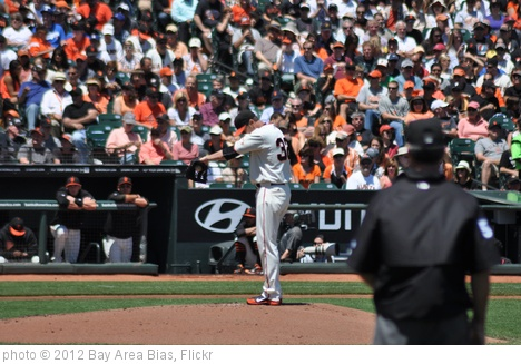 'Ryan Vogelsong' photo (c) 2012, Bay Area Bias - license: http://creativecommons.org/licenses/by-nd/2.0/