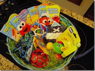 2.  Easter Basket
