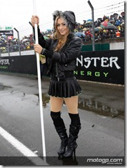 Paddock Girls Monster Energy Grand Prix de France  20 May  2012 Le Mans  France (15)