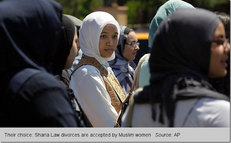 23 7 2011 Muslim Women Choose Sharia