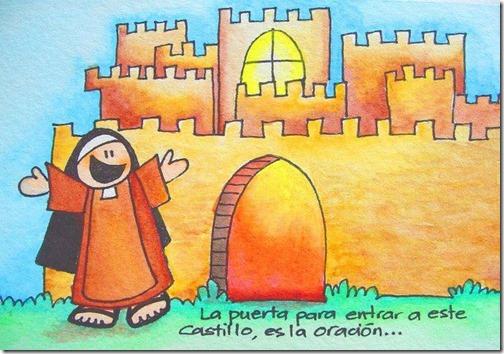 santa teresa dibujos (19)