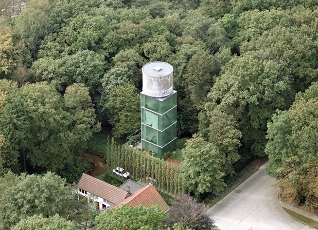 water tower house by crepain binst 8