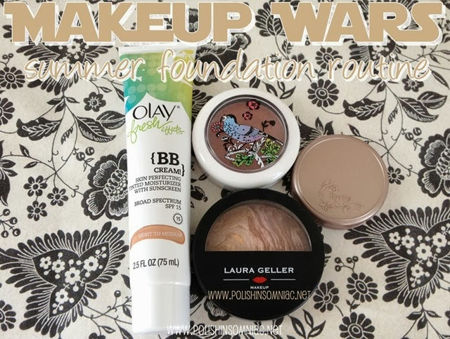 Makeup Wars Summer Foundation