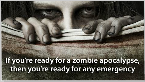 cdc zombie